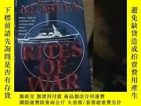 二手書博民逛書店c.a.罕見mobley rits of warY15389