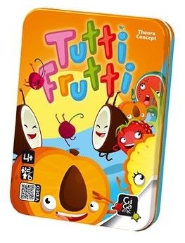 [楷樂國際] 水果揪咪 Tutti Frutti #Gigamic 桌遊 兒童 益智遊戲