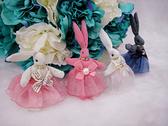 珍珠蝴蝶兔 婚禮小物【皇家結婚用品】