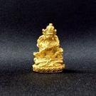 金剛薩埵 2.6公分 佛像法像-金色