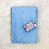 Lovel 3M頂極輕柔棉超細纖維抗菌浴巾-Placid Blue 靜謐藍