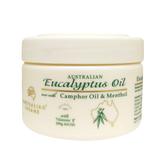 澳洲G&M 尤加利葉舒緩霜 Eucalyptus Oil Cream 250g 效期:2021.05