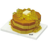 《 Nano Block 迷你積木 》【 美味料理系列 】NBC-228 鬆餅╭★ JOYBUS玩具百貨