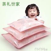 嬰兒枕頭 兒童枕頭決明子蕎麥皮枕芯0-1-3-6-12歲幼兒園嬰兒寶寶小學生夏季 coco衣巷
