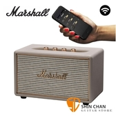 【缺貨】Marshall Acton Wifi 音響 Multi-Room 無線喇叭Wi-Fi / 藍芽喇叭 經典音箱 造型/台灣公司貨 白