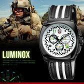 LUMINOX 雷明時 FIELD SPORTS 44mm/SV/美軍指定碳纖錶/軍錶/1143 熱賣中!