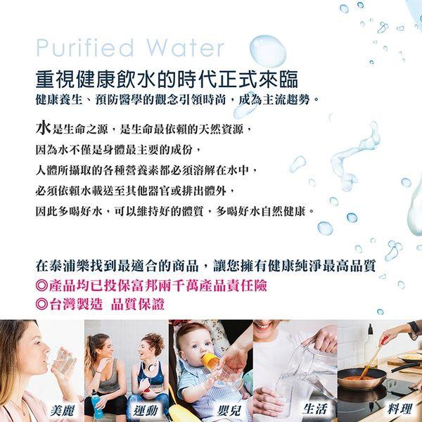 【Toppuror 泰浦樂】洗衣機專用淨水器(CNTPR-SEF09)