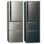 國際牌 385公升三門變頻智慧節能電冰箱 NR-C389HV