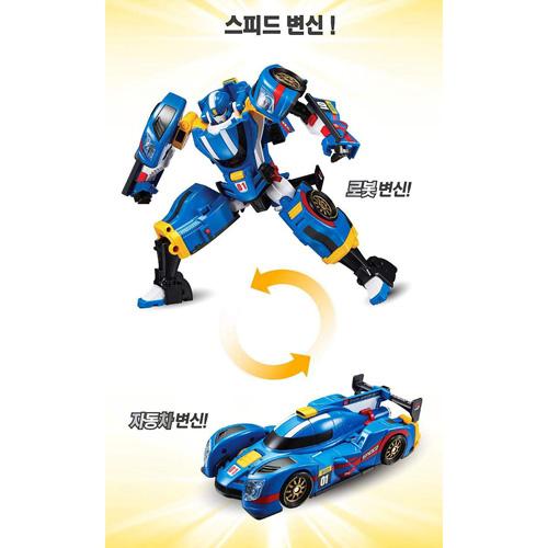 特價 機器戰士TOBOT  GD SPEED_YT01085