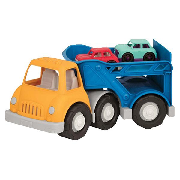 【美國B.Toys】高乘載運輸拖車