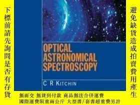 二手書博民逛書店Optical罕見Astronomical Spectroscopy (series In Astronomy A