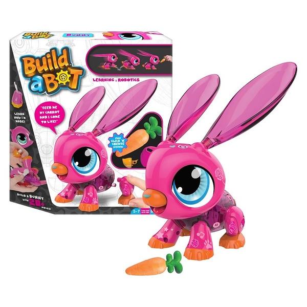 【P&P GAMES】可愛機甲獸 Build a Bot-兔寶 BB16448