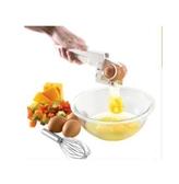 廚房好幫手 切蛋器 分蛋器打蛋器