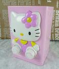 【震撼精品百貨】Hello Kitty 凱蒂貓~收音機*筆筒【共1款】