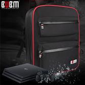 [哈GAME族]免運費●遊戲主機輕鬆帶著走●BUBM PS4 Pro 雙肩大型配件主機包 攜帶包 保護包 防震包