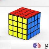 Bbay 魔術方塊 四階魔方 彈簧可調 結構 競速 比賽用 益智 減壓玩具