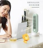 風扇USB靜音學生宿舍床上台式扇電風扇家用網紅大風量負離子凈化  【全館免運】