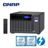 QNAP 威聯通 TVS-882BRT3-i5-16G 8Bay網路儲存伺服器