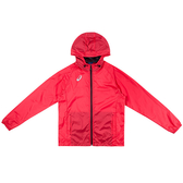 (B4) ASICS 亞瑟士 平織風衣外套 男女款 K11801-23 防潑水 透氣排汗 特價 [陽光樂活]