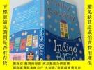 二手書博民逛書店Indigo罕見Blue:靛藍Y200392