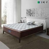 【5+適中床墊】 流金歲月 單人3尺 床墊 正虎口 蜂巢式獨立筒 彈簧床墊 側邊加強 孝親款 KIKY