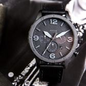 FOSSIL 沉穩黑質感時尚腕錶 JR1354 熱賣中!