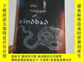 二手書博民逛書店The罕見voyages of sindbadY206777 見