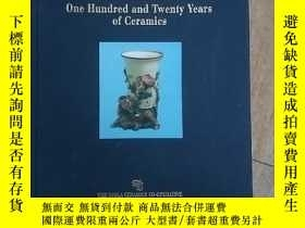 二手書博民逛書店THE罕見IMOLA CERAMICS CO-OPERATIVE:ONE HUNDRED AND TWENTY Y