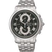 SEIKO Premier  簡約時尚腕錶 7T85-0AC0D
