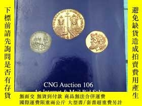 二手書博民逛書店Classical罕見Numismatic Group,IncY