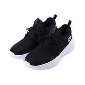 SKECHERS 慢跑系列 GO RUN FAST 綁帶運動鞋 黑 15103-BKW 女鞋