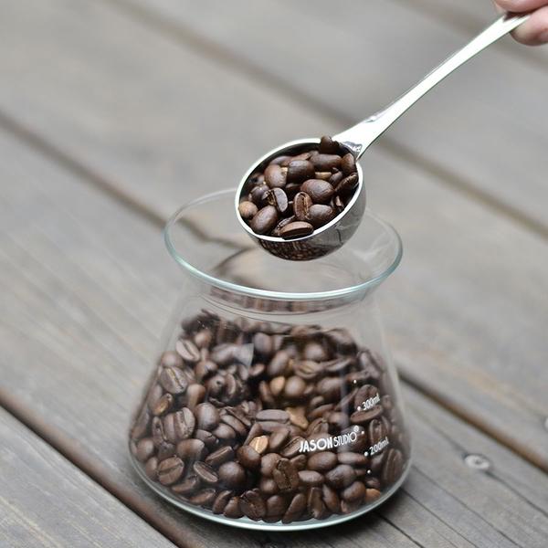 Driver 咖啡豆匙10g-不銹鋼原色