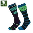 Lorpen T2 美麗諾羊毛滑雪襪S2WL / 城市綠洲(保暖、舒適、健行、羊毛襪、西班牙)