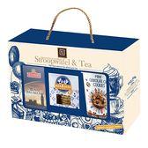 歐洲假期焦糖煎餅下午茶禮盒410g【愛買】