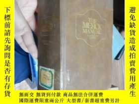 二手書博民逛書店The罕見Merck Manual (Fourteenth Ed