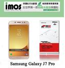 【愛瘋潮】Samsung Galaxy J7 Pro (5.5吋)  iMOS 3SAS 防潑水 防指紋 疏油疏水 螢幕保護貼