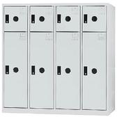 【時尚屋】DJ多用途塑鋼製辦公置物櫃(22-4)綠色