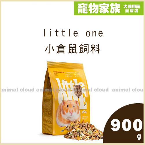 寵物家族-little one小倉鼠飼料900g