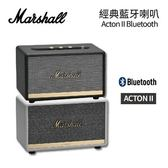 Marshall藍芽喇叭 Acton II Bluetooth白