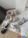 雪地靴 雪地靴女短筒2021冬季加絨棉鞋韓版系帶可愛學生加棉保暖面包鞋子寶貝計畫 上新