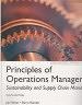 二手書R2YBb《Principles of Operations Manage