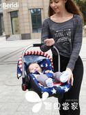 嬰兒提籃式汽車兒童安全座椅新生兒寶寶汽車用便攜車載搖籃