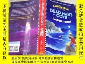 二手書博民逛書店dead罕見man s cove死人灣Y200392