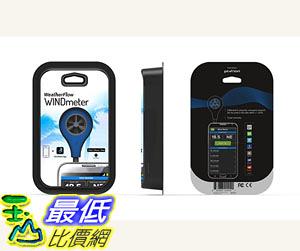 [106美國直購] 風速儀 WeatherFlow WFANO-01a Wind Meter for Smart Phone