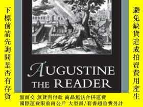 二手書博民逛書店Augustine罕見The ReaderY255562 Brian Stock Belknap Press