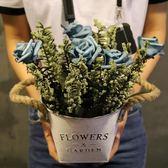 假花 塑料仿真花盆栽辦公桌婚慶擺件 巴黎春天