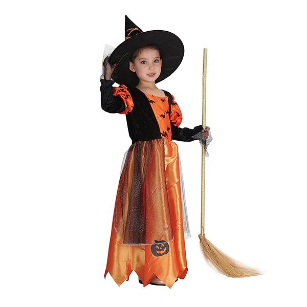 【派對造型服/道具】萬聖節裝扮-南瓜巫婆裝 GTH-1415