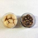 5入 含蓋 燙金圓筒餅乾盒 點心盒 月餅盒 包裝盒 圓盒 西點盒 塑膠盒