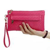 夏新款女小包韓版女包休閒女手拿包時尚女式手機零錢包小包包—交換禮物