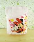 【震撼精品百貨】Micky Mouse_米奇/米妮 ~小提袋-粉拿花